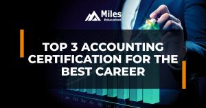 Top 3 Accounting Certification for the best career