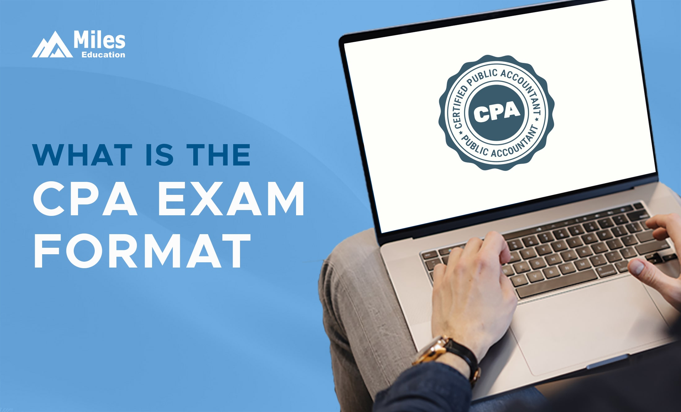 CPA exam format