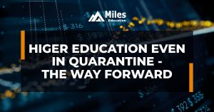 Higher education even in quarantine