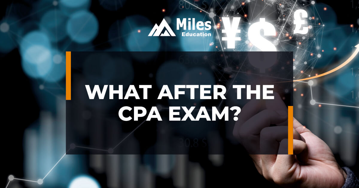 What after the CPA exam?