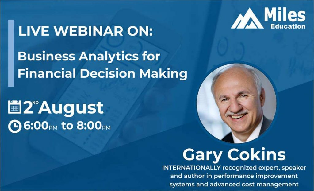 Webinar on Business Analytics