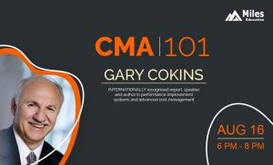 Webinar on Management Accounting by Gary Cokins