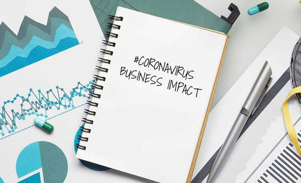 Covid impact on business
