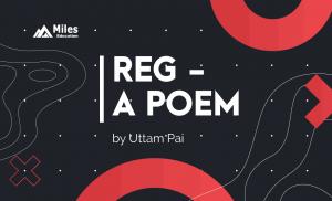 reg a poem