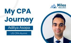 My CPA Journey Aditya Asopa
