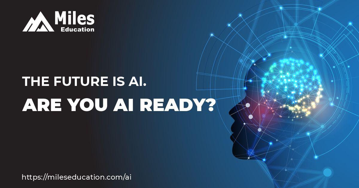 The Future is AI