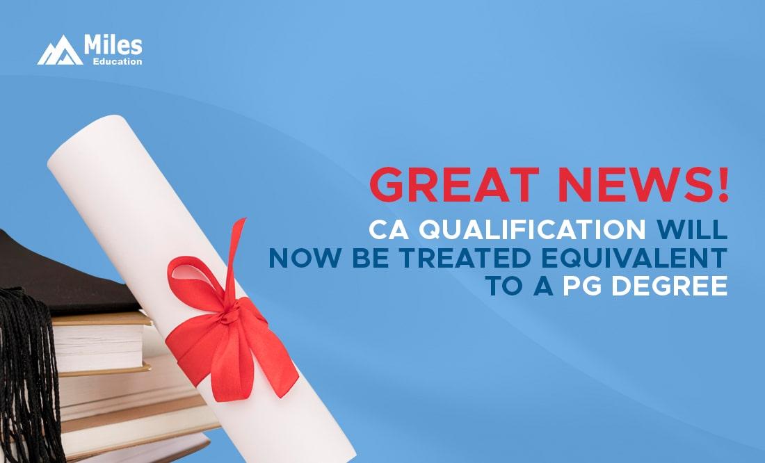 CA Qualification