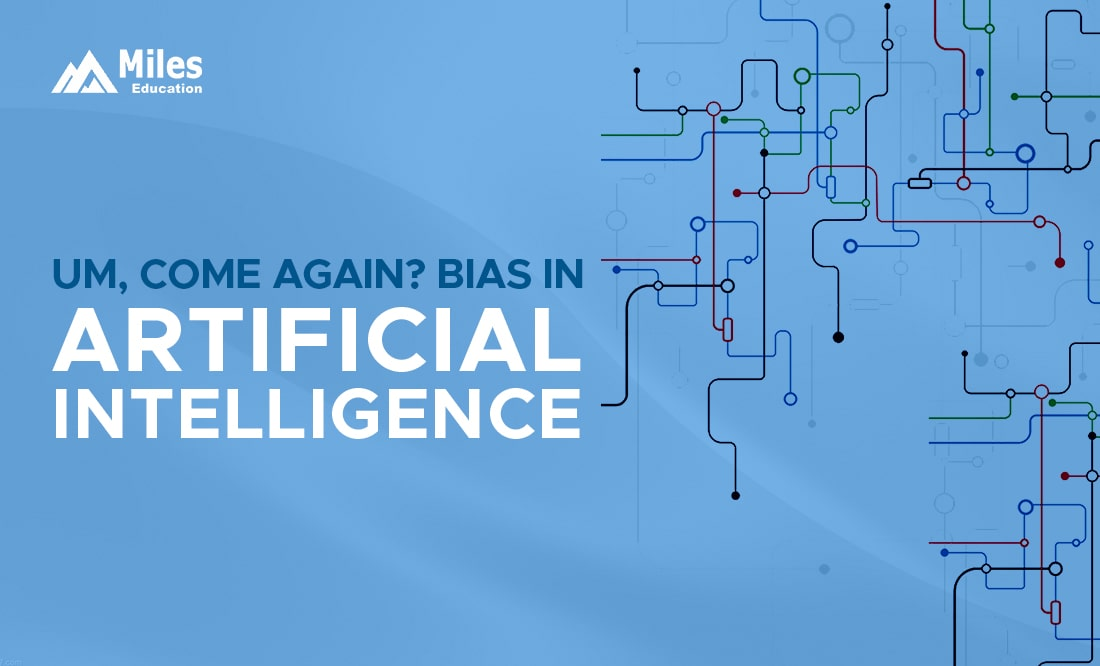 Bias in artificial intelligence