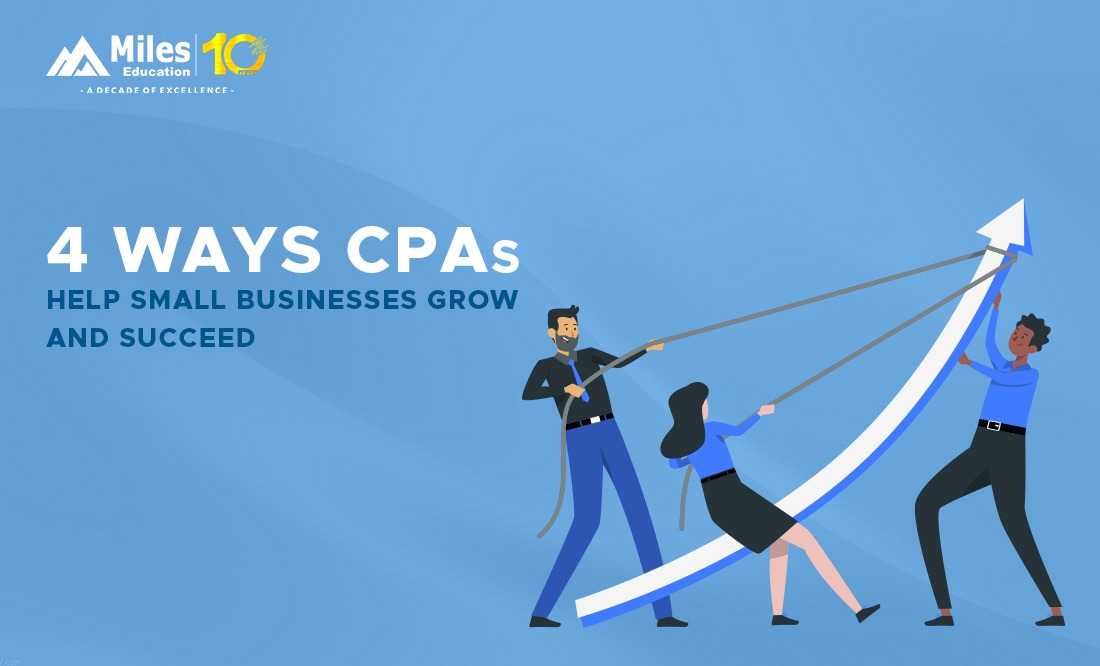 4 Ways CPAs Help Small Businesses Grow and Succeed