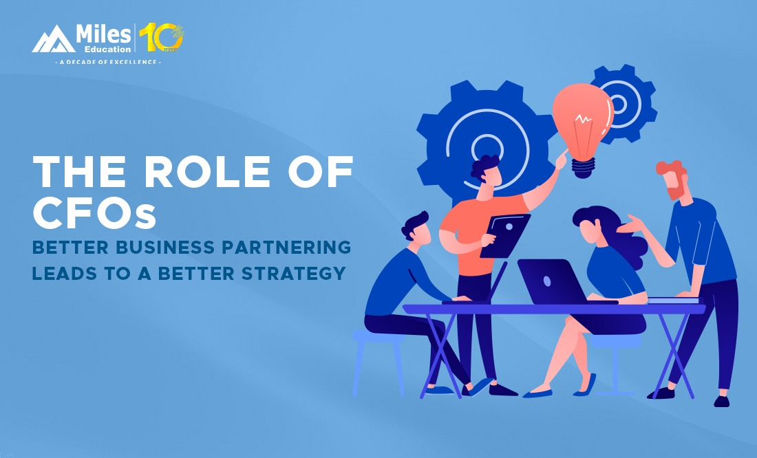 The Role of CFOs – Better Business Partnering Leads to Better Strategy